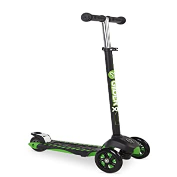 Yvolution Y Glider XL Deluxe Verde: Amazon.es: Deportes y ...