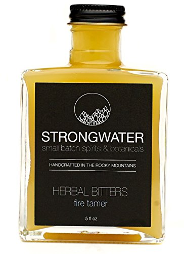 Strongwater Fire Tamer Bitters 5oz (Spicy Lemon Ginger) ()