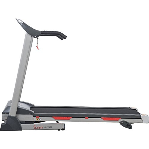 Sunny Health & Fitness SF T7603 Electric Treadmill