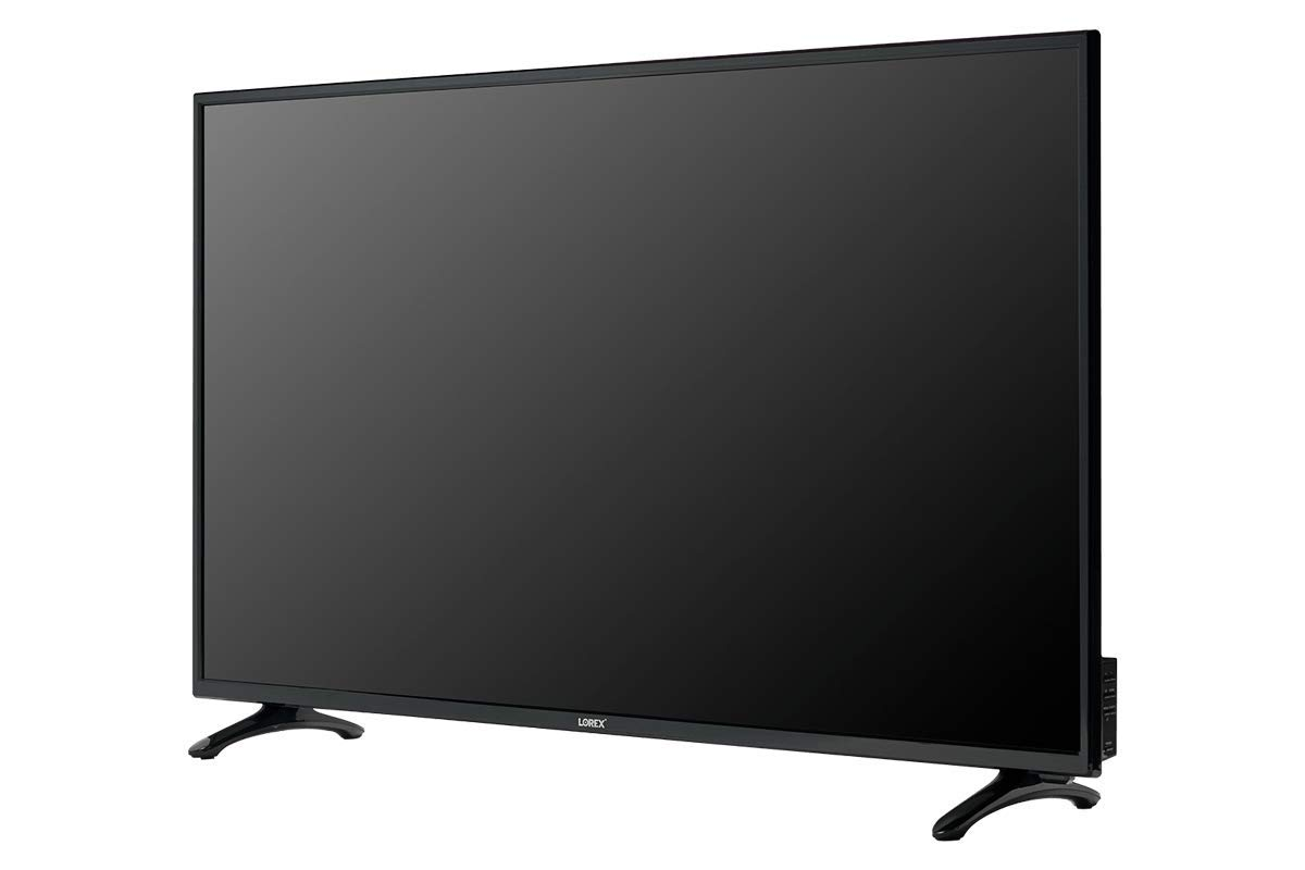 Lorex 4K Monitor 43 inch Widescreen LED Monitor for Security Camera Systems by Lorex (Image #3)