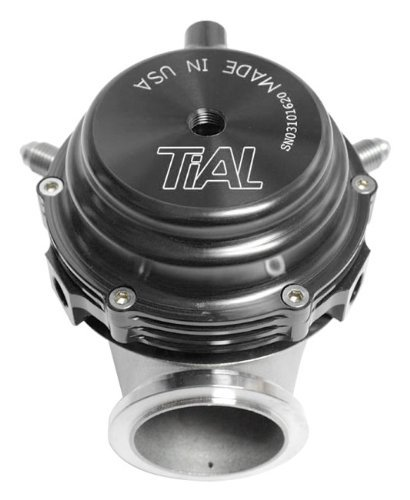 - TiAL MVR 44mm Wastegate w/ 7 Springs - Black Body by TiAL Sport