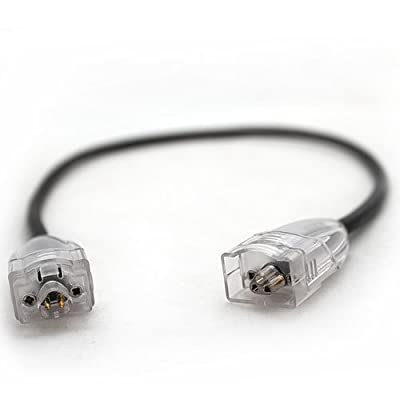 LED Light Tube Strip Flexible End to End Connector, 2040CONN