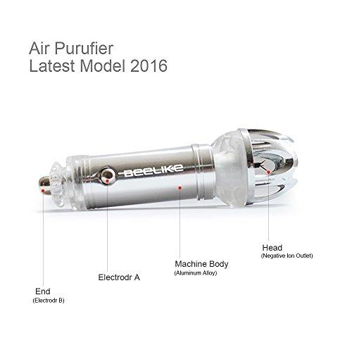 beelike car anion air purifier auto air purifier oxygen bar ionizer car interior decoration car. Black Bedroom Furniture Sets. Home Design Ideas