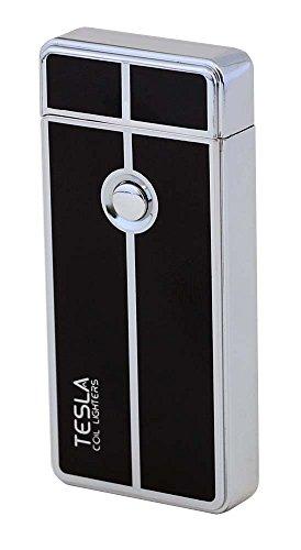 tesla coil lighter charging instructions
