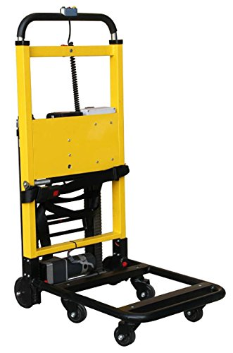 Electric dolly trolley handtruck stair climber motorized for Motorized stair climbing dolly