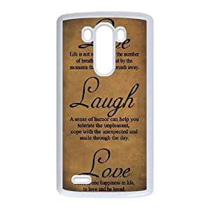 Dark Souls LG G3 Cell Phone Case White DIY Gift pxf005-3683905