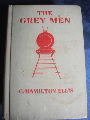 Hamilton Mens Oxford (THE GREY MEN)