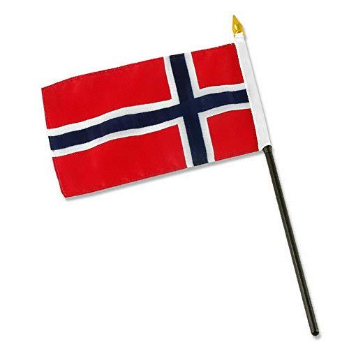 Kaputar 4x6 Norway Stick Flag Table STF Desk Table | Model FLG - 7811 ()