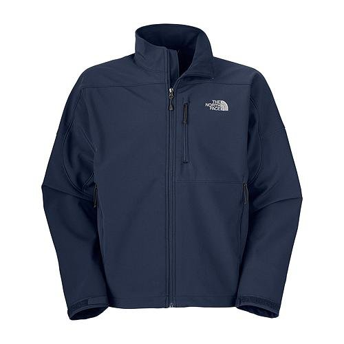 Blue Bionic Jacket (The North Face Mens 'Apex' Bionic Jacket, Deep Water Blue, M)