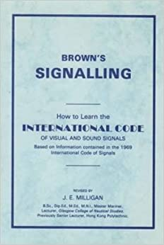 Brown's Signalling: How to Learn the International Code of Visual and Sound Signals