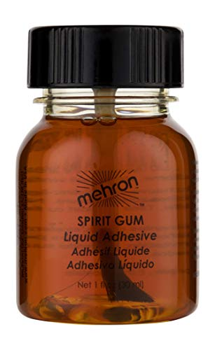 Mehron Makeup Spirit Gum (1 oz)]()