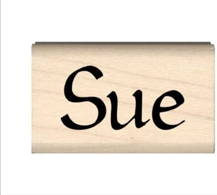 Name Rubber Stamp for Kids Susan