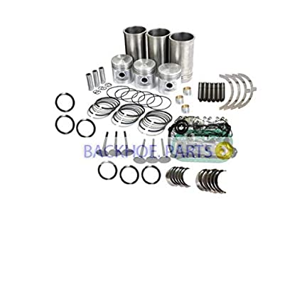 Amazon com: Engine Overhaul Rebuild Kit for Kubota D1105: Automotive