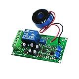 Baoblaze 1PCS Current Sensor Module AC Detection Module 50A Switch Output