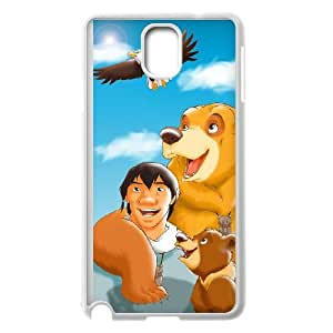 Brother Bear Samsung Galaxy Note 3 Cell Phone Case White Gift pjz003_3405707