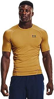 Under Armour Mens Armour HeatGear Compression Short Sleeve T-Shirt Short Sleeve