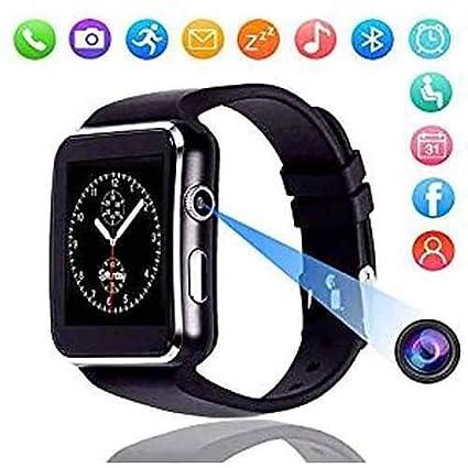 LTGJJ Bluetooth Smart Watch Monitor de Actividad Reloj ...
