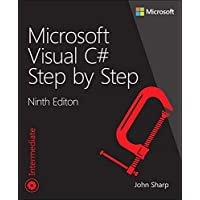 Microsoft Visual C# Step by Step (9th Edition) (Developer Reference)