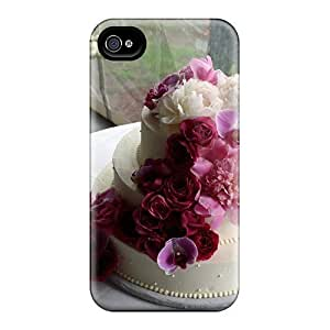 High Quality Flowered Cake Cases Ipod Touch 5 / Perfect Cases