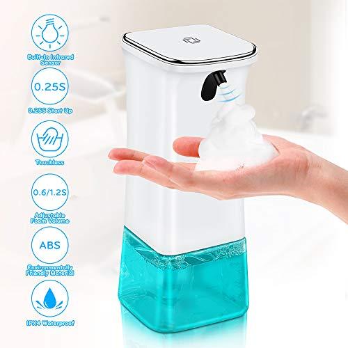 🥇 VEEAPE Dispensador de jabón automático