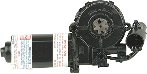 A-1 CARDONE 47-1121 Remanufactured Tailgate Window Lift Motor