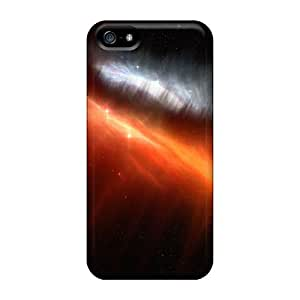 Iphone 5/5s Cases Covers - Slim Fit Protector Shock Absorbent Cases (fantasy Space)