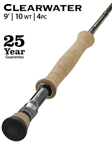 Orvis Clearwater 10-weight 9' Fly Rod - 10 Weight Fly Rod