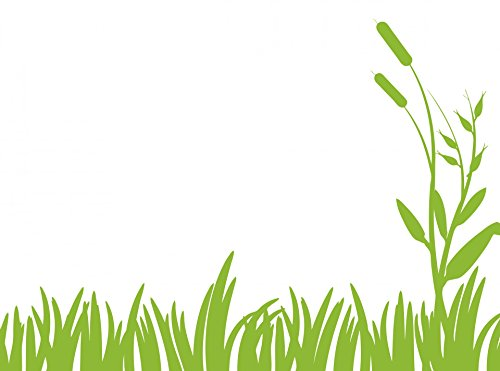 Grass Clipart - Home Comforts LAMINATED POSTER Green Grass Clipart Illustrations Poster Print 24 x 36