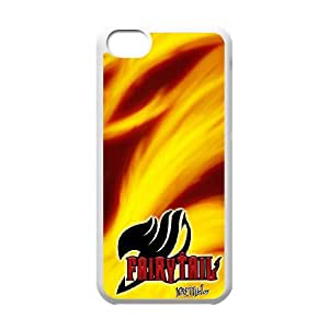 iPhone 5c Cell Phone Case White Natsu Kbtnb