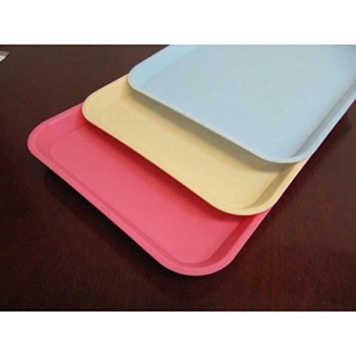 12 PC Blue Dental Instrument Tray Trays Size B 13.25