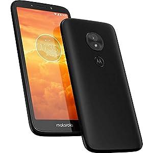 Motorola Moto E5 Play XT1920-19 Factory Unlocked 16GB Dual SIM 1GB RAM 4G LTE 5.3″ LCD Display 8MP International Version (Black)