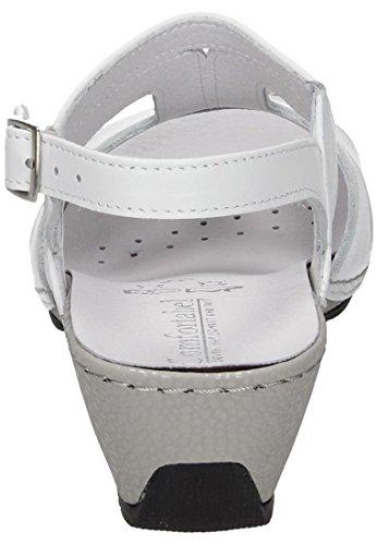 Signore Comfortabel Sandalo Bianco