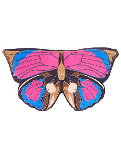Barn Dance Costume For Girls (Claudine Agrias Butterfly Wing)