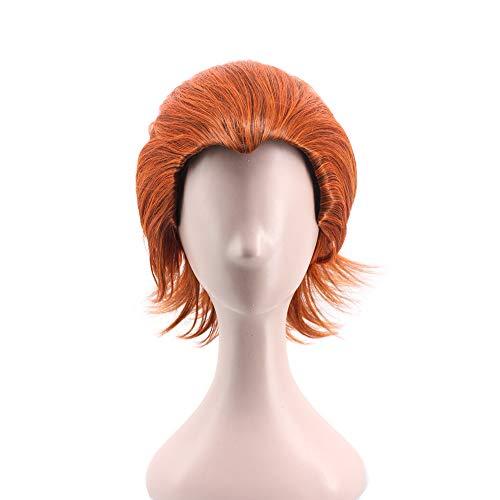 Women's Short Wig for Halloween Cosplay Wig -
