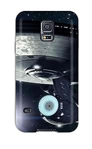 Hot Star Trek First Grade Tpu Phone Case For Galaxy S5 YY-ONE