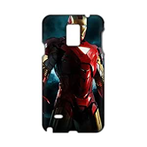 WWAN 2015 New Arrival iron man 2 3D Phone Case for Samsung NOTE 4