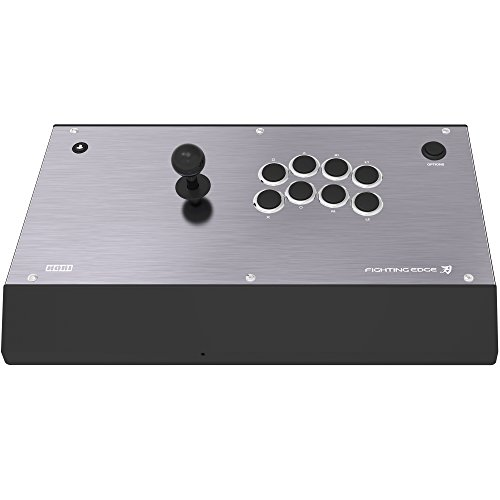 41sNqqoxTAL - HORI Fighting Edge Arcade Fighting Stick for PlayStation 4 Officially Licensed by Sony