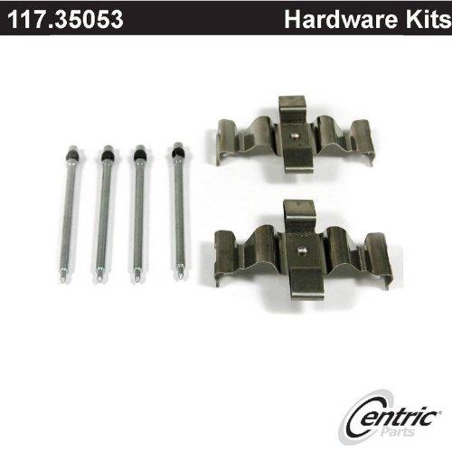 Centric 117.35053 Front Disc Brake Hardware Kit