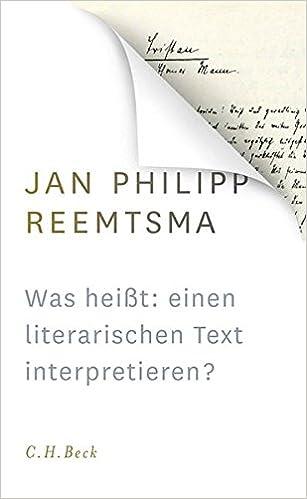 Was Heißt Einen Literarischen Text Interpretieren Voraussetzungen