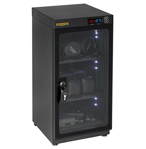 (Ruggard Electronic Dry Cabinet (50L))