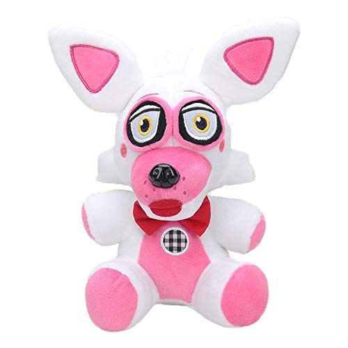 papeo FNAF Plushies 9-12 inch Big Plush Figure Toy Huggable Large Stuffed Toys Doll Gift Christmas Halloween Birthday Gifts Cute Collection Collectible Fazbear for Kids -