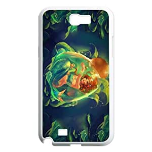 SamSung Galaxy N2 7100 White Anime Mermaid phone cases&Holiday Gift