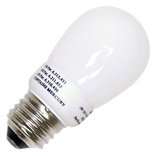 Litetronics MicroBrite MB-201 - 2 Watt CCFL Light Bulb - ...