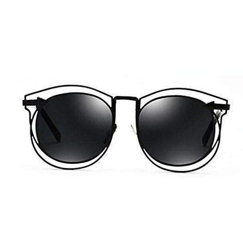 3 de UV400 Ultraligera 3 de Gafas Metal Anti Luz Espejo Playa QZ Color Decorativo Movimiento polarizada HOME Sol wBqq16ET