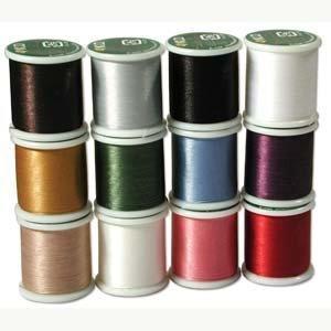 Japanese Nylon Beading KO Thread for Delica Beads ASSORTED by KO