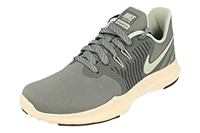 Nike Womens AA7773 601 Cross Trainer Shoes Grey Size: 6.5