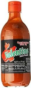 Ao Brds Valentina Salsa Picante Extra Hot Sauce, 12.5 oz