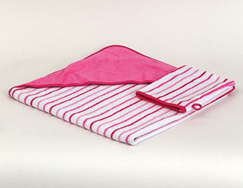 TowelSelections Turkish Cotton Hooded Striped product image