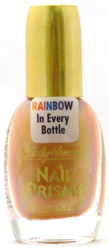 Sally Hansen Nail Prisms Polish, Cinnabar Opal #26 (Older Packaging).