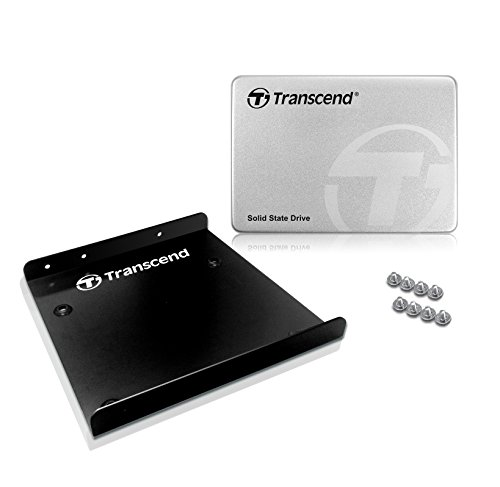 Transcend 64GB MLC SATA III 6Gb/s 2.5'' Solid State Drive 370 (TS64GSSD370S) by Transcend (Image #3)